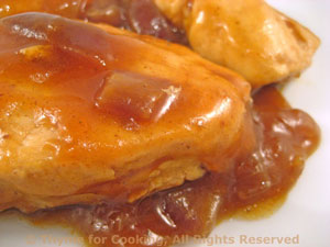 Chicken Braised in Sherry Vinegar