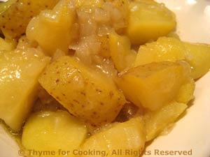 Alsatian Potatoes
