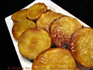 Baked Teriyaki Potato Chips