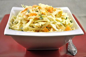 Creamy Cabbage Salad