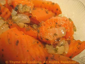 Glazed Carrots and Onions