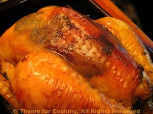 Roast Turkey with Sage Stuffing