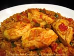 chicken spanish rice