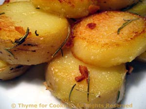 Twice-Cooked Potatoes