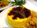 butternut squash timbales