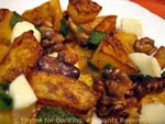 butternut with walnuts